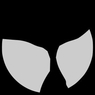Synsfelt for glas med skræddersyet glidende overgang