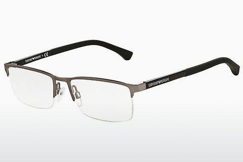 Nye glas til gamle briller med montering og fri fragt for halvbriller