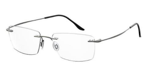 Nye glas til gamle briller med montering og fri fragt for rammeløs brille